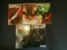 DARTH VADER VOL.2  (2017) MARVEL  SET # 1-5 🔥 STAR WARS UNIVERSE🔥
