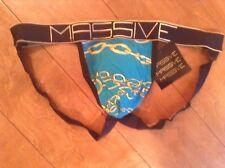 NEW Massive Chain Jock - L - last one - beach, pool, cruise, gym  - Summer SALE!