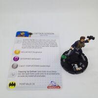 Heroclix Captain America set Ursa Major #044 Rare figure w//card!