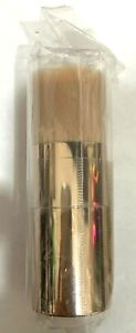 Bareminerals Beautiful Finish Brush GOLD HANDLE Full Size Limited Edition