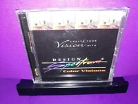 Create Your Vision With Design Spectrum Color Vision PC CD ROM B578