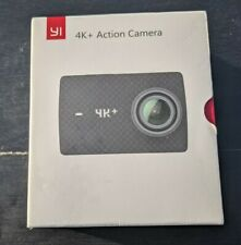 YI 4K+ Action Camera, Sports Cam with 4k/30fps Resolution, EIS, Voice Control
