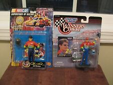 Starting Lineup 1997 Jeff Gordon Action Figure + 1999 Toy Biz Action Figure New
