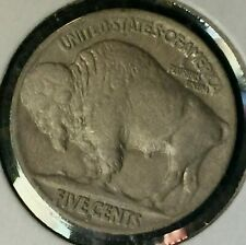 1925 S u.S.a. 5c buffaLO NiCkeL * Mid Roaring Twenties Golden Age biSON * ^hORN!