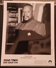 Avery Brooks 8x10 Publicity Photo Captain Sisko Star Trek Deep Space Nine Ds9