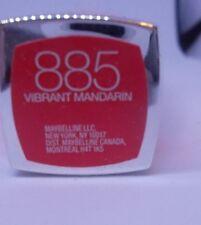 Maybelline color sensational lip sticks choose 450 885 890 960 975 free shipping