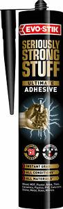Evo-Stik Seriously Strong Stuff Ultimate Strength Grab Adhesive Glue 290ml