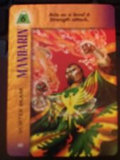 Marvel Overpower Powersurge Mandarin Vortex Beam NrMint-Mint Card