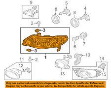 HONDA OEM 06-08 Civic-Headlight Head Light Headlamp 33151SNAA02