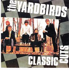 CD 16T THE YARDBIRDS CLASSIC CUTS BEST OF 1997 TBE