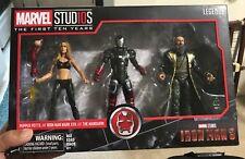 Marvel Legends MCU First Ten 10 Years Pepper Potts Mandarin Hot Rod Iron Man NEW