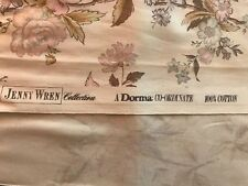 Dorma Jenny Wren 'Arabella ' 100% Cotton Fabric Fat Quarter - 22 X 18 - Dorma