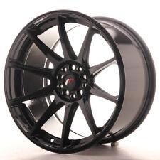 Japan Racing JR11 Alloy Wheel 18x9.5 - 4x114.3 / 4x108 - ET30 - Black