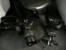 Nikon D5600 Camera W 18mm-55mm Lens Shutter Count 1266