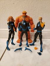 Marvel Legends Fantastic 4 - Loose Lot of 4 Figures