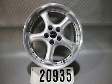 "1 Stk. Borbet R 80815 Mercedes VW Audi Seat Skoda Alufelge 8Jx18"" ET35 #20935"