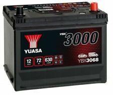 YUASA PREMIUM 70Ah 540CCA 12v Type 030 Car Battery 3 Year Warranty - EB704 06 Y