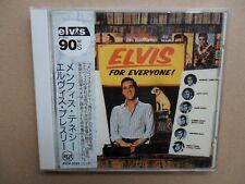 Elvis Presley - For Everyone ! CD BVCP-2023 RCA Japan Import