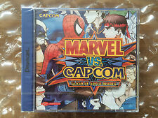 Brand New Factory Sealed Marvel vs Capcom clash of super heroes SEGA DREAMCAST