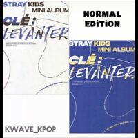 STRAY KIDS CLE :LEVANTER NORMAL ED RANDOM VER. SEALED NEW ALBUM+PRE-ORDER