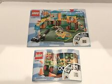 Lego Toy Story 4 10766 & 10768 Set Instructions Manuals Only (C5)