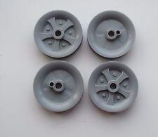 K'NEX Hub/Pulley Medium  x 4 Pieces - Knex Spares & Parts