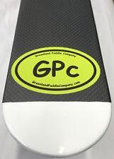 Greenland Kayak Paddle Carbon Fiber 2-Piece 210 cm w/Epoxy Tips - 20 Ounces
