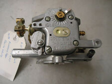 Ski Roule RTX 440 Holly Carburetor