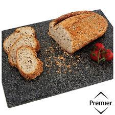 Premier Housewares Speckled Granite Chopping Board - 40 X 30 Cm Black