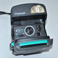 Polaroid 600 cámara inmediatamente imagen cámara + bolsa Hama/Instant Camera