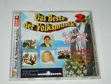 CD Das Beste der Volksmusik Schlager Musik SO SCHON IST OSTERREICH brunner ALPEN