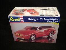 Revell Dodge Sidewinder Show Truck 1/25 Kit