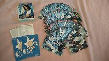 VINTAGE 1981 DALLAS COWBOYS CHEERLEADER Playing Cards TransMedia NFL Football