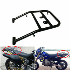 Motorcycle Black Rear Luggage Rack Support For SUZUKI DRZ400 DR-Z400S DRZ400M