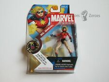 Marvel Universe Series 1 #023 MS. MARVEL Captain Marvel Short Hair Variant NIB