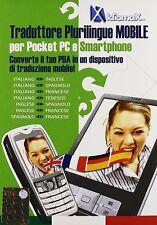 Traduttore plurilingue professionale per smatphone . CD-ROM - Book Time - nuovo!