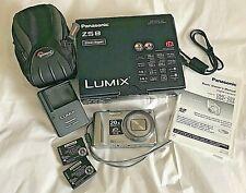 Panasonic LUMIX DMC-ZS8 14.1MP Digital Camera - Silver