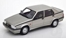 1:18 Laudoracing-Models Alfa Romeo 75 2.0 Twin Spark 1988 greymet.