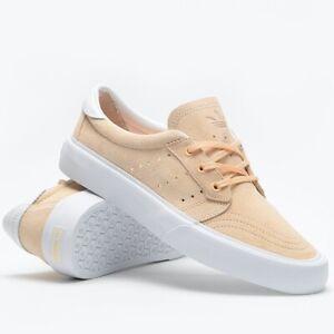 Adidas Skateboarding Coronado Men's Sneakers Suede Skater Shoes Beige/Sand