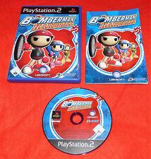 Play Station 2 Spiel Bomberman Hardball, PlayStation2 BOMBERMAN mit Anleitung