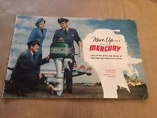 1952 Mercury Kiekhaefer Outboard Motor Brochure Catalog