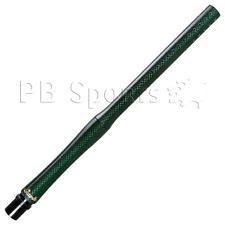"""Azodin 14"""" Green 2 Piece carbon Fiber 0.687 paintball gun barrel Autococker New"""