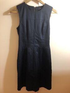 Cue Black Dress Size 6