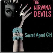 "The Nirvana Devils - Secret Agent Girl + May I - 1985 UK 7"" 45 RPM Single!"