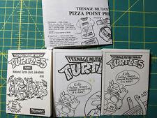 New ListingPlaymates Teenage Mutant Ninja Turtles 2 Blueprints, 1 Jokebook, 1 Point Catalog