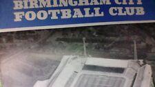 Birmingham City v Nottingham Forest - 12 December 1964