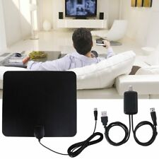 USB Indoor Digital Tv Antenna 50 Mile Range Signal 1080P Amplified HDTV