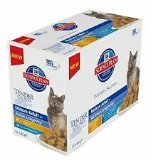 Hills Science Plan Cat Mature Can Mixed 12 x 85g - 19006