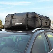 Large Waterproof Car SUV Roof Top Carrier Bag Rack Cargo Storage Luggage Travel