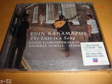 EDIN KARAMAZOV cd LUTE is a SONG renee fleming STING andreas scholl KALIOPI